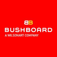Bushboard Kitchen Worktops Logo