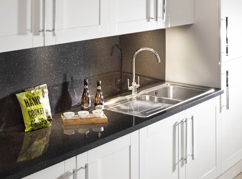 laminate and acrylic worktops supplied in guernseydesign