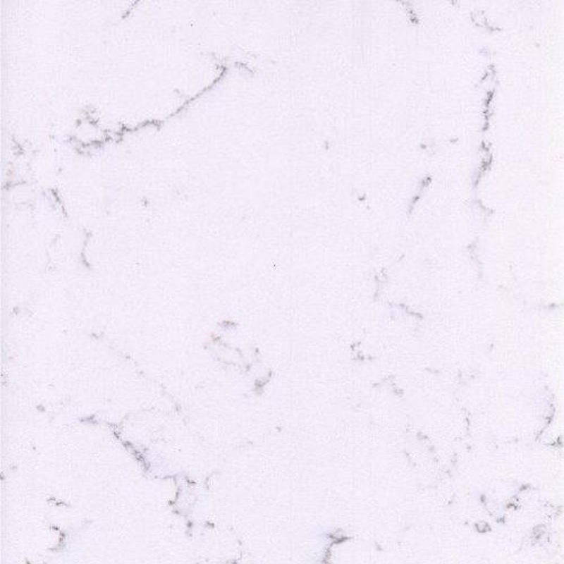 Bianco Carrera Quartz Worktop