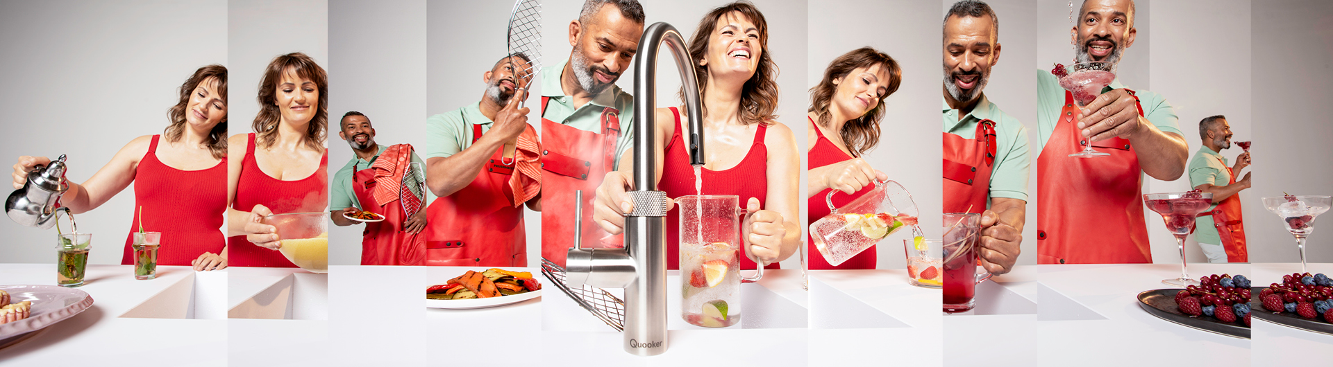 Quooker Boiling Tap Banner